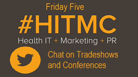 The Friday Five – #HITMC Twitter Chat Round-up