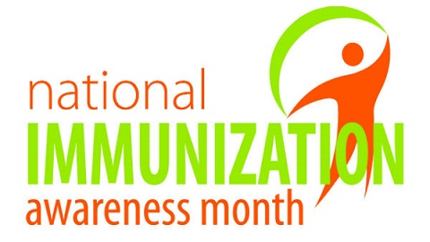 The Friday Five – National Immunization Awareness Month