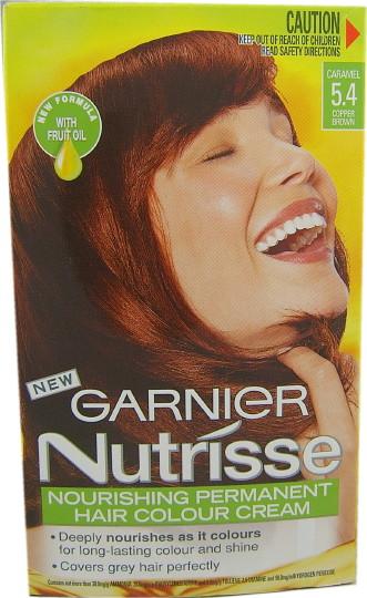 Buy Loreal Nutrisse Caramel Copper Brown 54 At Health