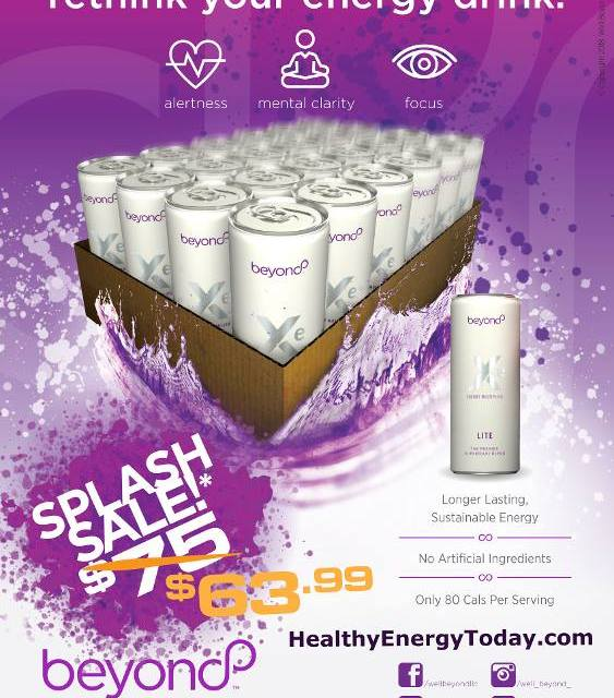 Fat Burn Healthy Energy Drink Sale Ends Friday, May 4th