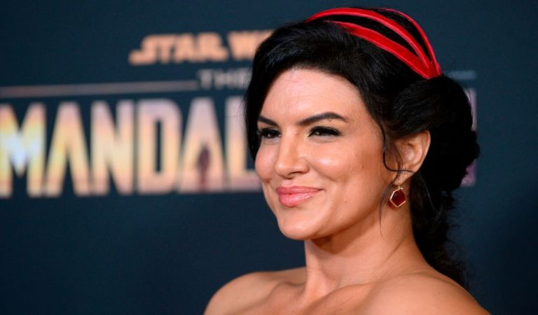 Disney CEO on Gina Carano being fired from 'The Mandalorian'