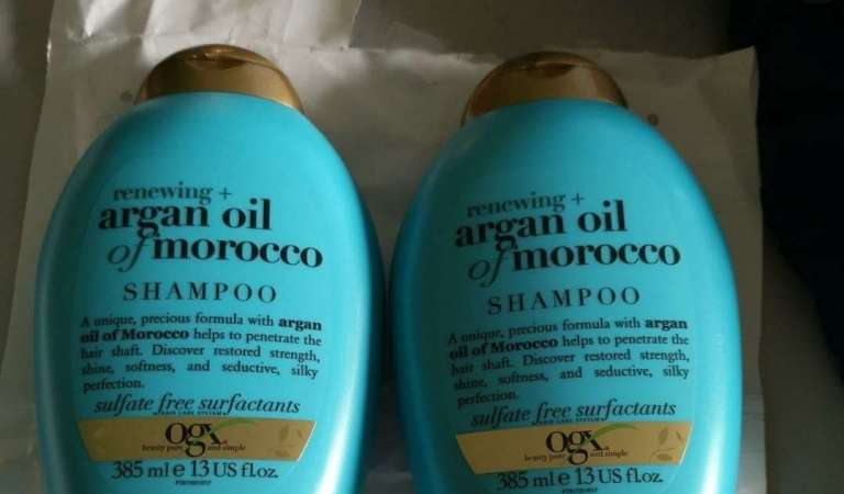 Renewing Argan Oil of Morocco Shampoo & Conditioner – Human Hair Outlet