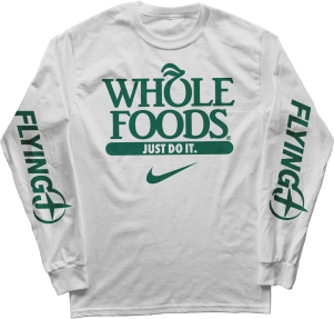 Cassie Ramone Whole Foods Shirt
