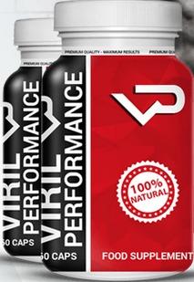 Viril Performance bottle