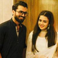 Asad Siddiqui & Zara Noor Abbas