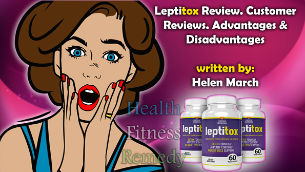 Leptitox Reviews: My Own & Customer Reviews | Side Effects, Pros & Cons