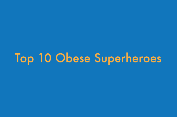 Obese Superheroes