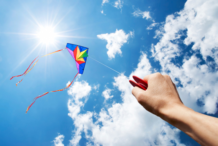 Top 10 Health Benefits of Kite-Flying