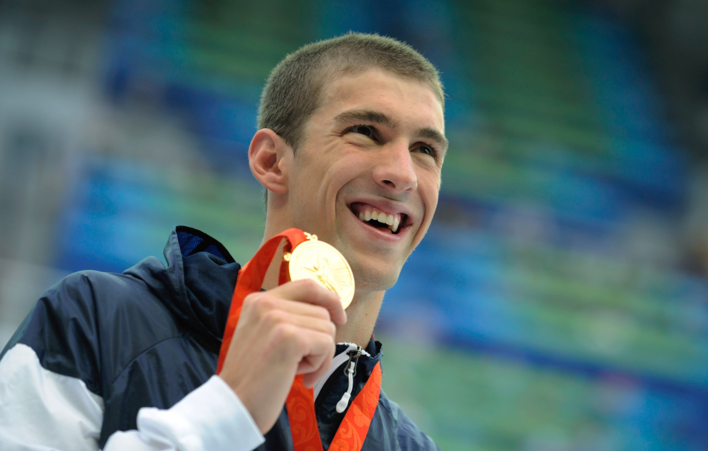 Top 10 Most Decorated Olympians Health Fitness Revolution