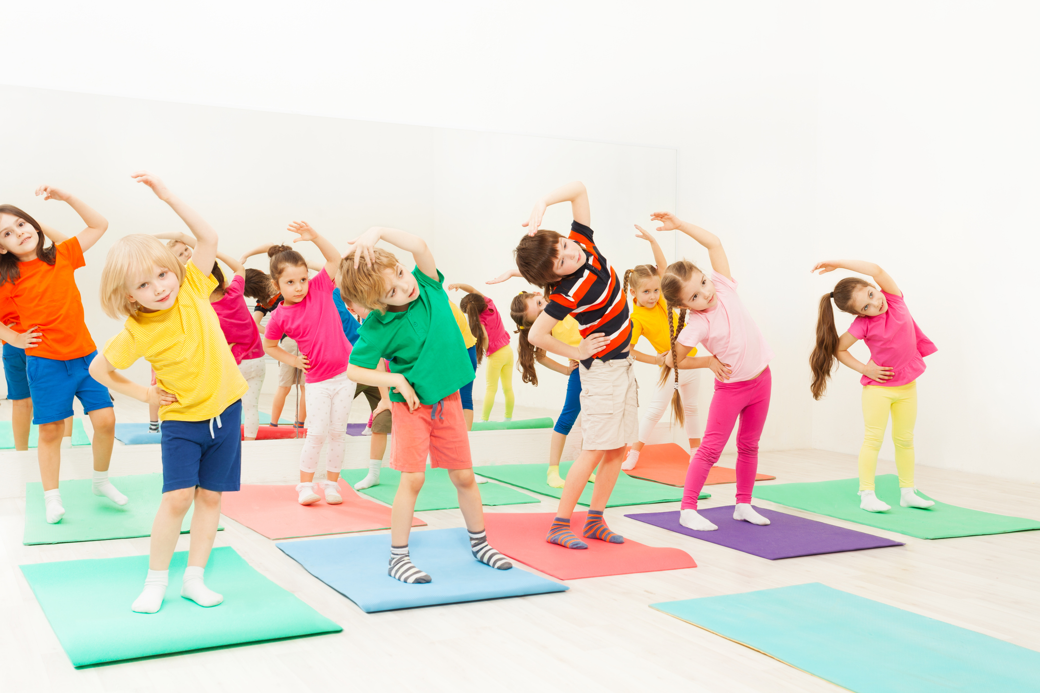 Does Exercise Make Children Smarter The Case For Gym Class