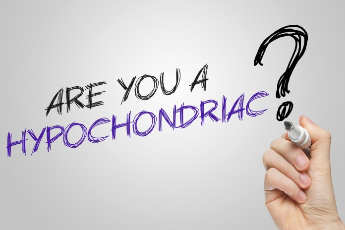 hypochondriac symptoms