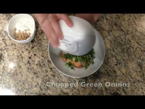 healthy chicken salad wrap recipe