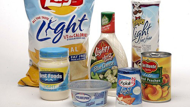 """""""Light"""" and """"Low Fat"""" are often codewords for """"High Sugar"""""""