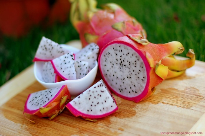 health benefits of dragon fruits