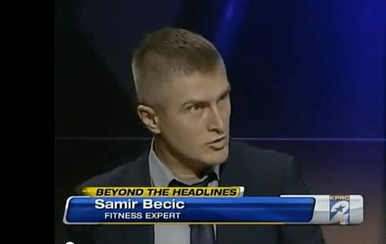 Samir on Behind the Headlines