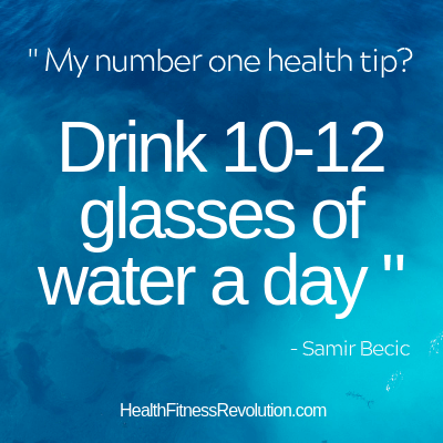 10 Reasons to Drink 3 Liters of Water a Day