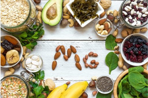 Role of Magnesium & Foods High in it.