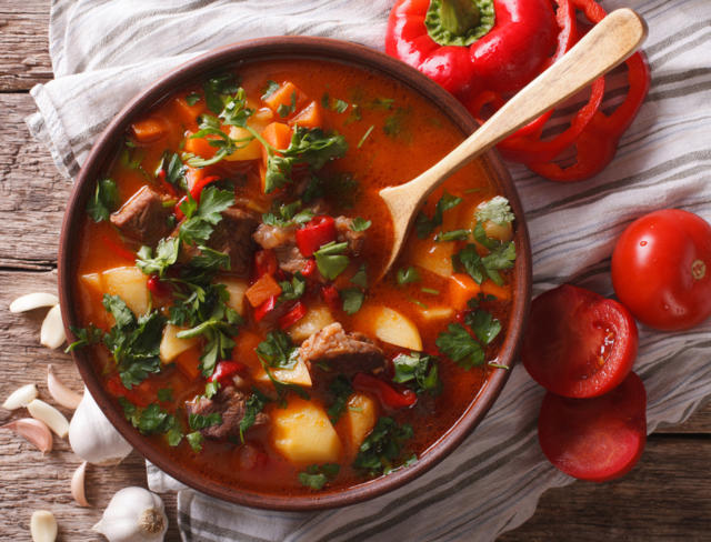 MULLIGAN STEW IS A DO-OVER FOR LEFTOVERS