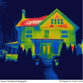 Thermographic House