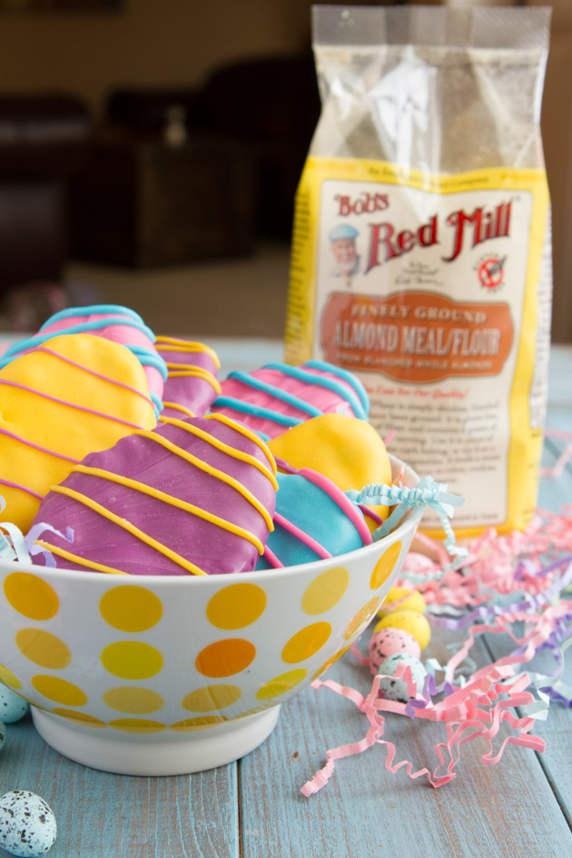 Easter Cookie Dough Fat Bombs #sugarfree #lowcarb #keto #dairyfree #sugarfree #grainfree #eggfree