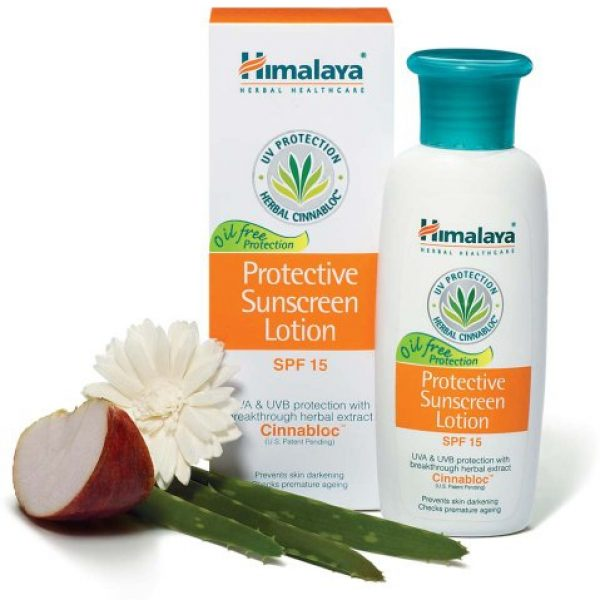 Compare Amp Buy Himalaya Herbals Protective Sunscreen Lotion