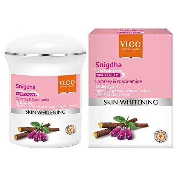 Compare Amp Buy VLCC Snigdha Skin Whitening Night Cream 50g