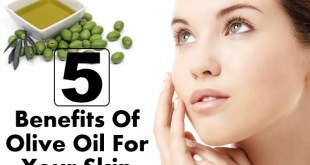 Top benefits of Olive oil
