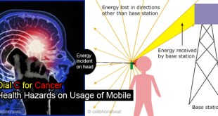 health hazards of mobile phones