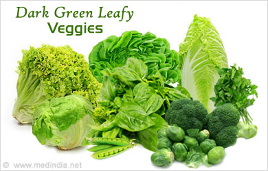 green vegetables benefits