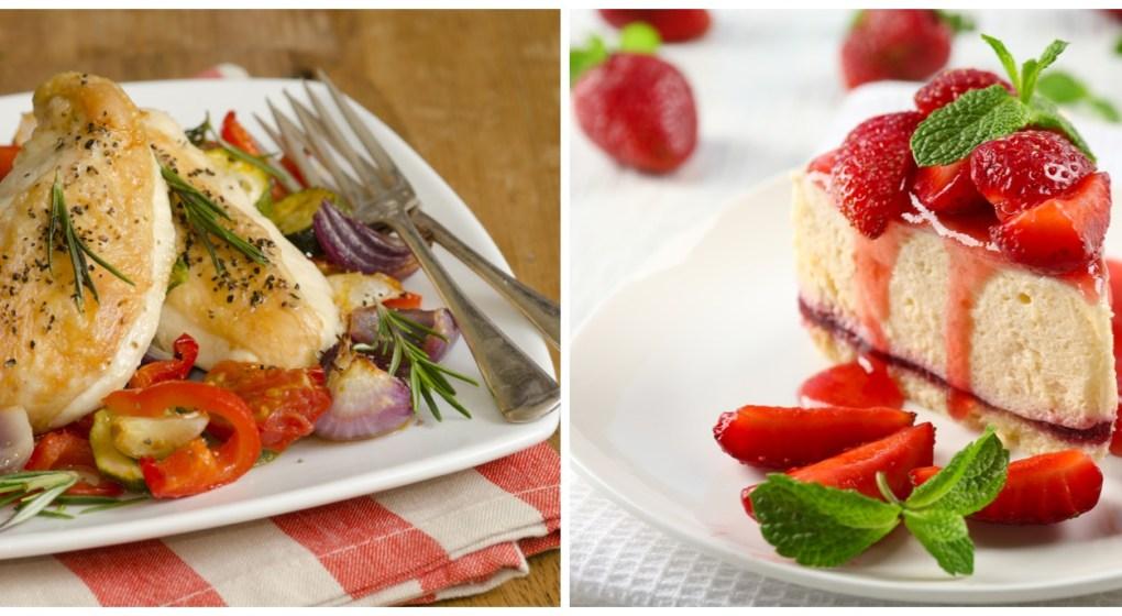 Dinner and Dessert 1