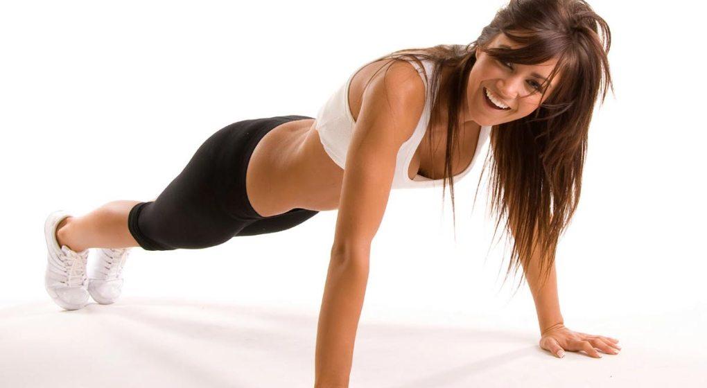 Pushup Bodyweight Exercise