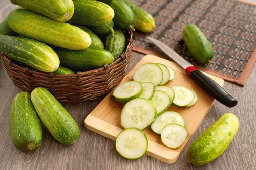Nutritional Facts of Cucumber