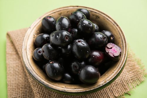 Nutritional Facts of Jamun