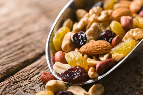 Dry Fruits- Healthy Navratri Food