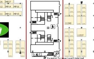 HiMSS16 floor plan | conversahealth_11334