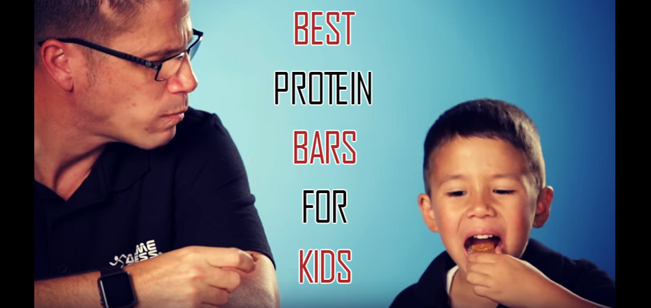 BEST PROTEIN BARS FOR KIDS