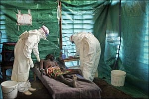 India Steps Up Watch for Ebola Virus