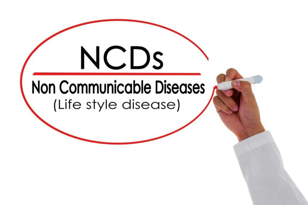 NCDs top cause of death concept. chronic disease. Copyright: jes2ufoto / 123RF Stock Photo