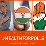 #HealthForPolls, Rajeev Gowda: Health a question of competing priorities
