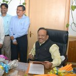 Dr Harsh Vardhan returns to the Health Ministry