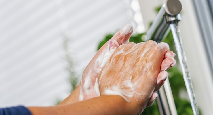 Proper handwashing matters for your health