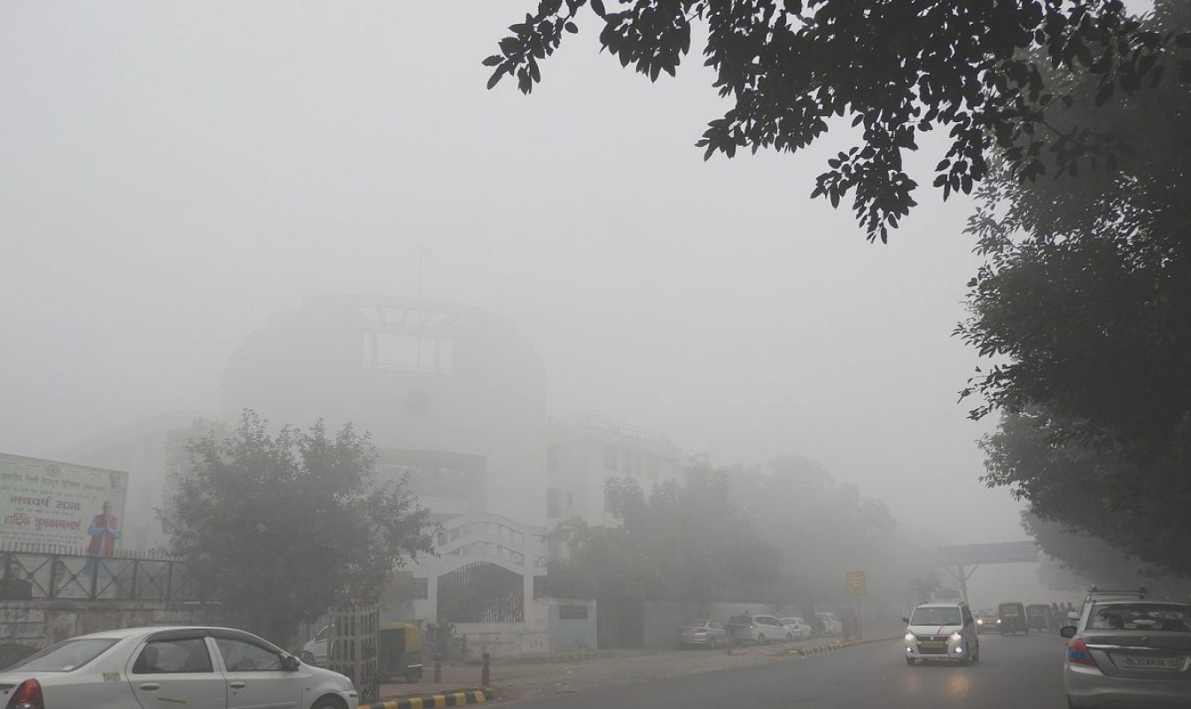Delhi's air quality continues to plummet: Article source