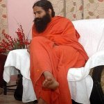 Patanjali Ayurved co-founder Baba Ramdev.