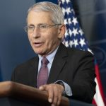 Dr Anthony Fauci, who praised remdesivir Image credit: The White House from Washington, DC / Public domain