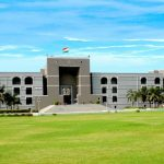The Gujarat High Court. Image credit: Lsdjfhkjsb / Public domain