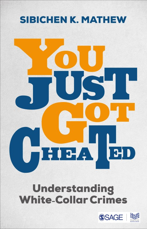 Book Cover_You Just Got Cheated by Sibichen Mathew