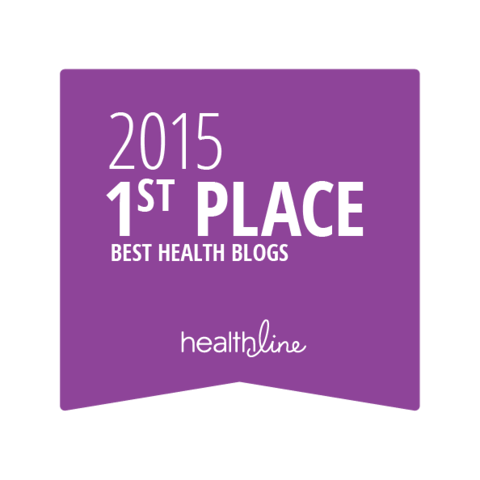 2015 Best Health Blogs 1st Place