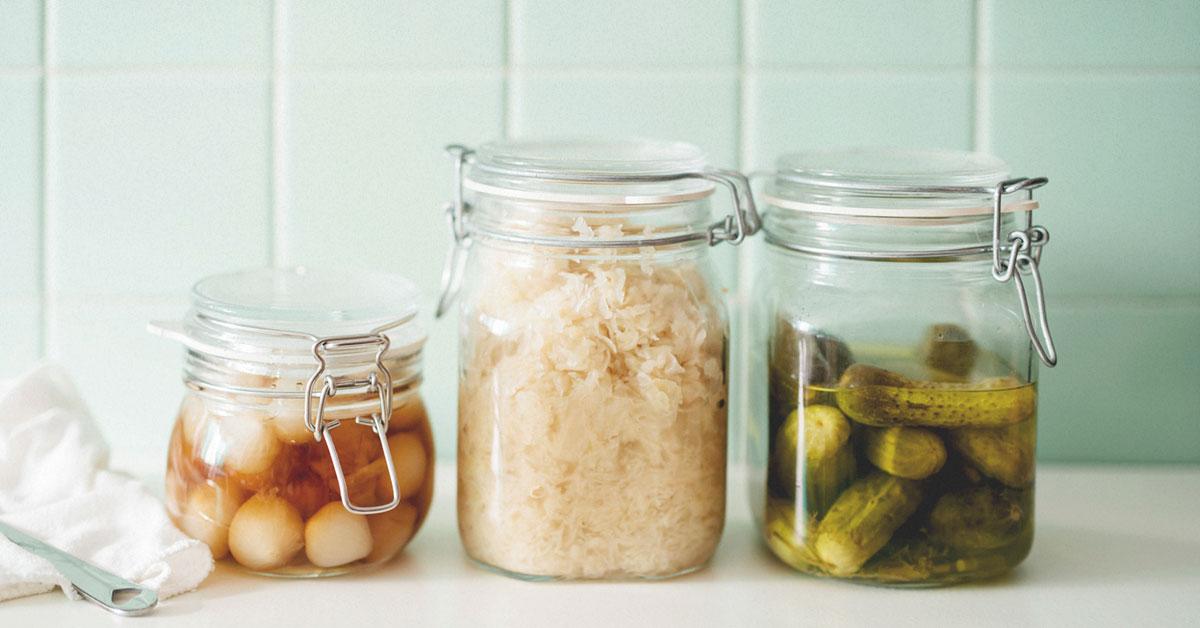 The Health Benefits Of Sauerkraut