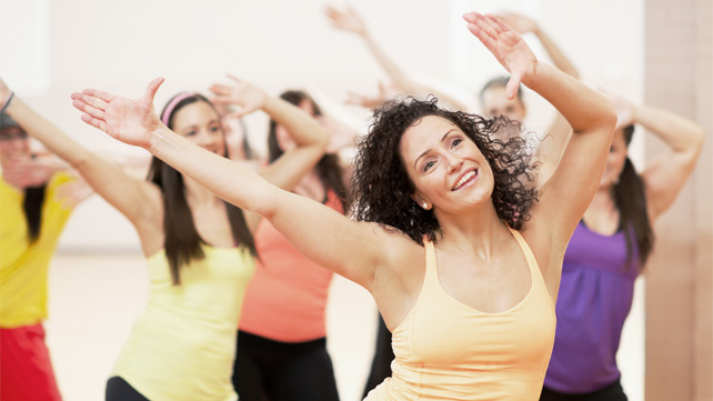 Zumba and Other Exercises