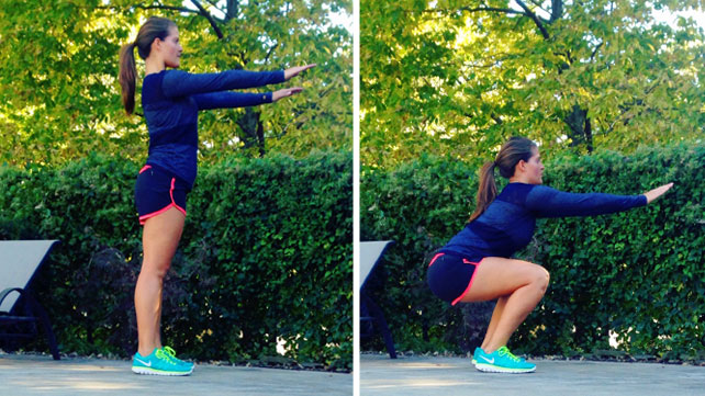 Muscular Endurance Exercises Examples Www Pixshark Com Images